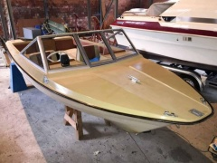 Ali Craft Runabout Youngtimer Sport Boat