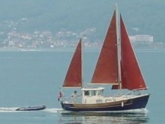 Fisher Ketch 25 Motorsailer