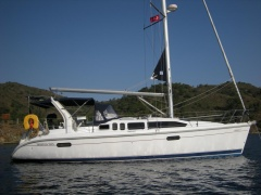 Hunter 340 Segelyacht