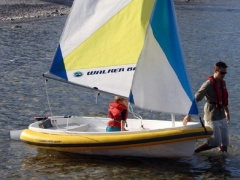 Walker Bay Breeze 10 Jolle