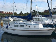 Westerly Yachts 23 Pageant A Chiglia