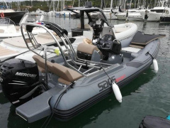 SACS STRIDER 700 - DEMO BOOT - 2018 RIB