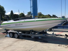 Tullio Abbate Sea Star Super Bateau de sport