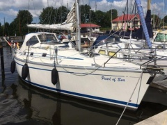 Bavaria 320 Sportline Pearl Of Sea Segelyacht