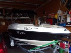 Bayliner 175GT Speedboot