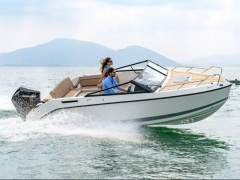 Quicksilver NOUVEAU 675 CRUISER Kabinenboot