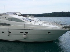 Aicon 56 Fly- Model 2007 Flybridge Yacht