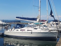 Hunter 33 Segelyacht