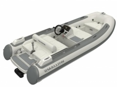 Williams 395 Sportjet neu 2019 Schlauchboot