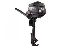 Mercury F 3.5 ML - Neumotor Outboard