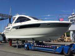 Bavaria 35 HT Highline 2x Volvo 320PS Motoryacht