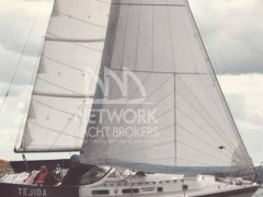 Westerly Yachts 249 Conway Yate a vela