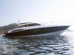 Princess V 62-S mit Williams 325 Hardtop Yacht