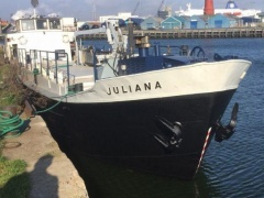Woonboot 38m Ms Juliana Megayacht