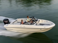 Bayliner VR 4 Bowrider Outboard Version + 100 PS Bowrider
