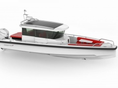 AXOPAR 28 Cabin Wetbar BOOT2019 - 300 PS V8 Day Cruiser