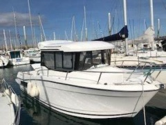 Jeanneau Merry Fisher 695 Marlin Pilot woonboot