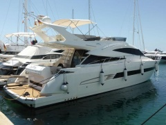 Galeon 640 Fly Flybridge Yacht