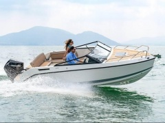 Quicksilver Activ 675 Cruiser Cuddy Cabin