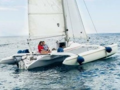 Corsair Marine 750 Sprint Trimarano