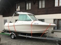 Jeanneau MERRY FISHER 585 Kabinenboot