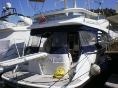 Fairline Squadron 58 Fly Flybridge Yacht