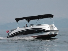 Campion Biltmore Series 7 Pontoon Boat