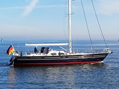 Contest 55 CS Segelyacht