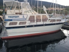 Proficiat Cruiser Pilothouse Boat