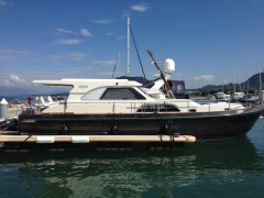 Linssen Range Cruiser 430 Sedan Wheelhouse L Yacht a Motore