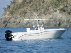 Seagame 250 Center Consolle Fischerboot