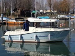 Quicksilver 675 Pilothouse Captur Kabinenboot