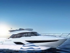 Bavaria R 55 Fly Flybridge Yacht