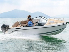 Quicksilver Activ 675 Cr & Merc. F 225 (V 6) Speedboot