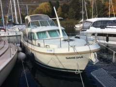 Linssen Grand Sturdy 299 Pilothouse Boat