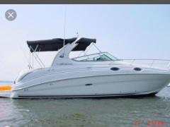 Sea Ray 280 DA Yate de motor