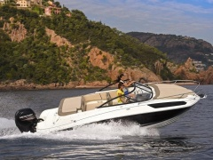 Bayliner VR5 Cuddy Cabin + 115 PS Runabout