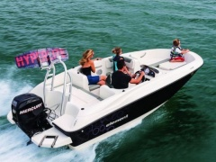 Bayliner ELEMENT E5 LAGERBOOT 2019 Sportboot