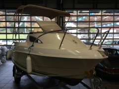 Quicksilver Activ 430 Cruiser Fischerboot