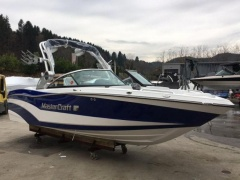 MasterCraft Xt 21 2018 Elektro High Power Wakeboard / Wasserski