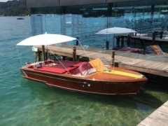 Chris Craft CONTINENTAL 18 ELEKTRO LAGERND Runabout