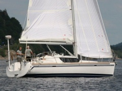 CR Yachts 380 Ds Sailing Yacht