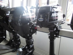 Mercury F5 MLHA SP Outboard