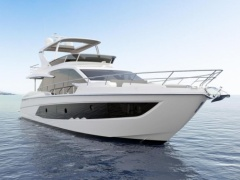 ABSOLUTE 62 FLY Flybridge Yacht