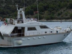 Camuffo C 44 Fb Flybridge Yacht