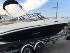 Stingray 235 CR Kabinenboot