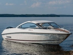 Flipper 640 Sport Top Kabinenboot