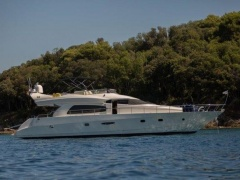 Dominator Nuvari 63 Flybridge