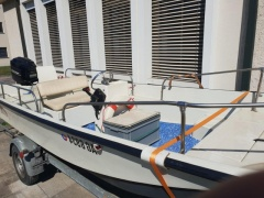 Mercury merc70 Fishing Boat