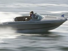 Chris Craft Speedster Sport Boat